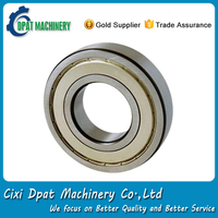 China Made 6309-2Z Bearing 45x100x25 High Temp Deep Groove Ball Bearing