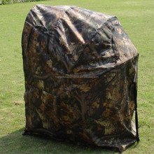 High-end 1 man Blind Chair and 150D PU coated Polyester Fabric portable hunting blinds,CZX-138 hunting blinds Tent,Hunting tent