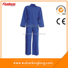 Autumn and winter long sleeve work wear set male auto beauty work wear Cleanroom Coveralls
