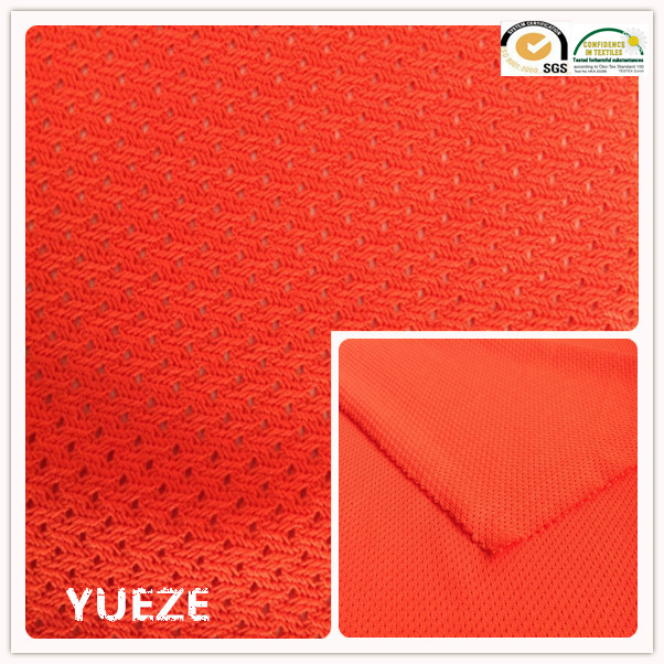 polyester close hole mesh fabric small hole mesh fabric for lining/garment