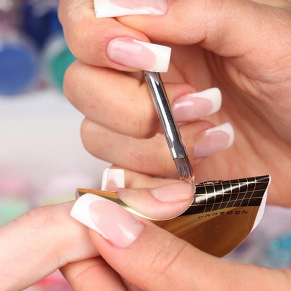Как наращивать ногти uv gel 111