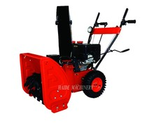 6.5HP loncin snow sweeper thrower/Snow blower