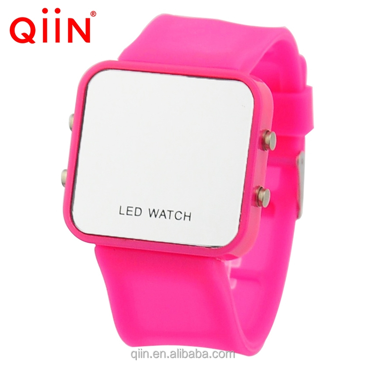 AD200N stock supply iron samurai lava led watch