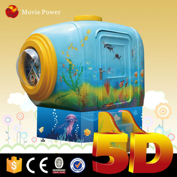 Save a lot of space 5d mobile mini cinema