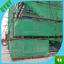 construction building green safety net, balcony safety net