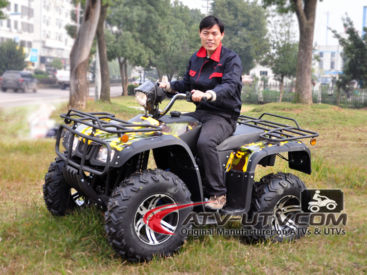 New Generation 2200w quad approved electric /quadricycle electric eec /electric ATV