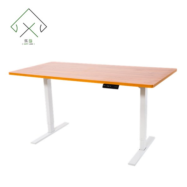 Office desk bases or frame with metal legs