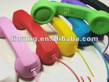 2013 Fashion bluetooth wireless retro pop phone handset