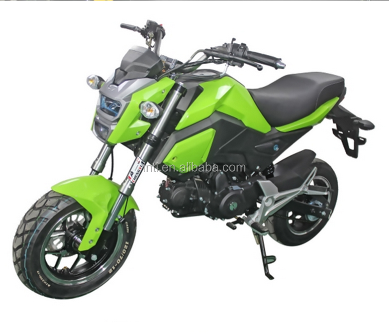 Thailand new MSX SF style 110cc 125cc 150cc dirt bike motorcycle 2016