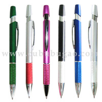 Best advertising ball pen with clip/promotional ball pen for office