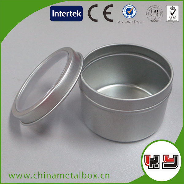 New Design Food Grade High Quality Small Metal Tin Boxes