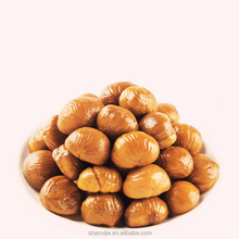 Whole ready to eat chestnut