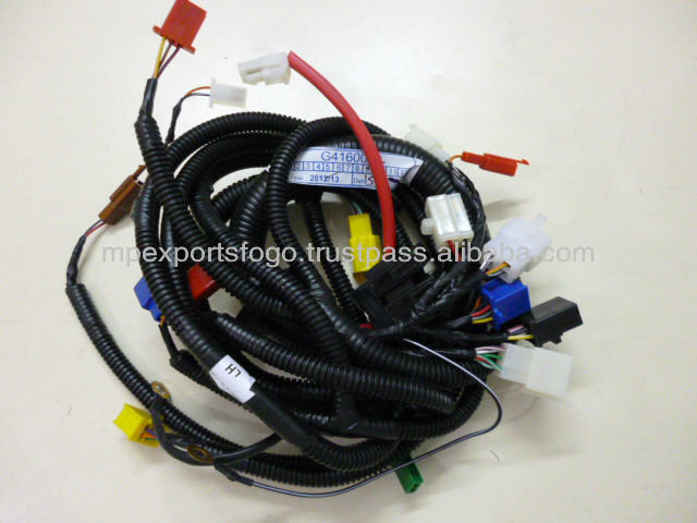 ELECTRICAL WIRING UNIT FOR TVS KING AUTO