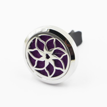 Car Diffuser Locket Vent Clips Air Conditioner Clip Perfume Car Air Freshener