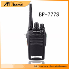 Popular Black Baofeng BF-777S Portable Two Way Radio Sets Bao Feng 777S UHF FM Radio Walkie Talkie 400-470 MHz