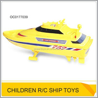 Rc boat games kids Remote control boat Toy steam boat OC0177039