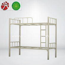 2 tier metal bunk bed cheap dorm bunk bed for sale