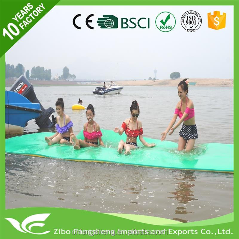 2016 high quality swimming float floating foam material whitewater rafting boats for wholesales