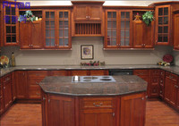 American standard walnut kitchen cabinets/best paint for kitchen cabinets