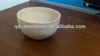 Good quality engraving and handmade unfinished African wood bowl