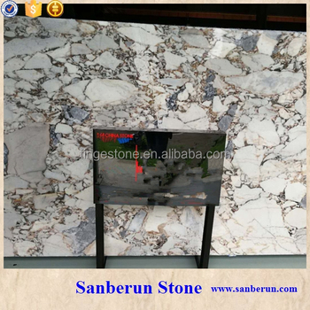 Chinese blue Galaxy marble tile For Wall Panel