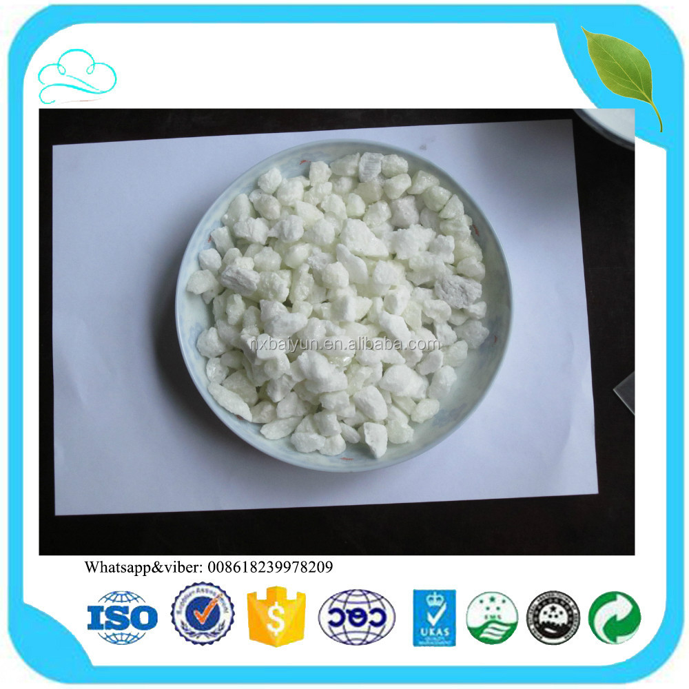White fused aluminum oxide
