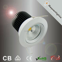 Small Size 10W LED COB Downlight,COB LED Ceiling light 220V