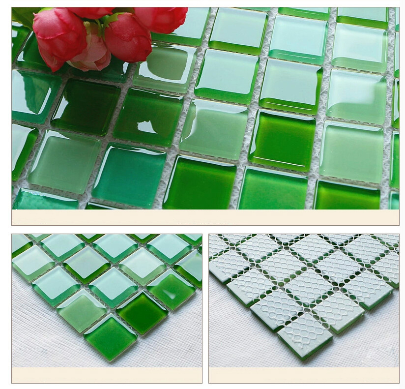 Worldwide Delivery Iso Quality Wavy Glass Tile Wholesale Manufacturer In China