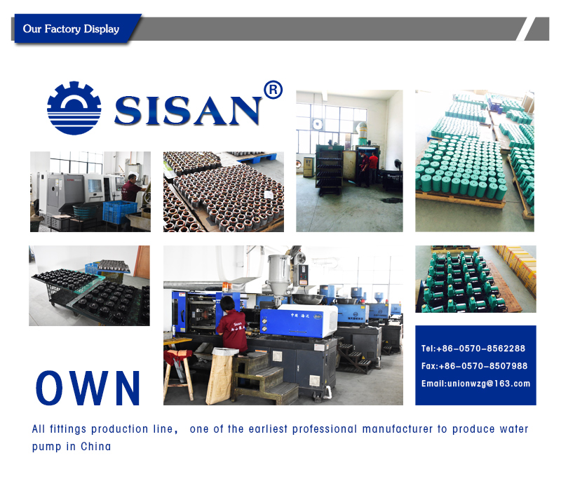 Sisan Submersible Agricultural Clean Water Cast Iron Phase Gear Vacuum For Food Stainless Steel Single Screw Pump
