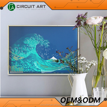 Home Wall Decoration Print Art Gallery The Great Wave Painting