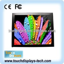 flat touch screen monitor