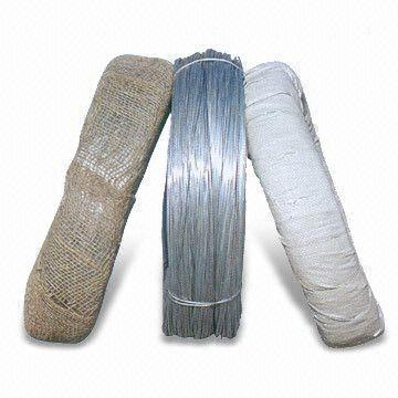 Used for hanger, bwg22 electric /pvc coated galvanized iron wire