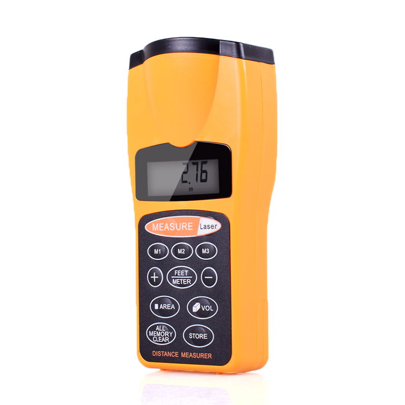 CP-3007 Ultrasonic Distance Measurer with Laser Point