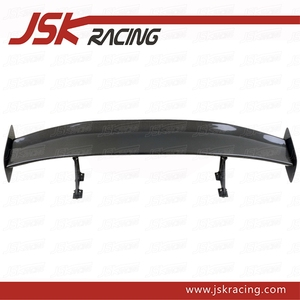 GT STYLE UNIVERSAL CARBON FIBER REAR SPOILER 57 INCH