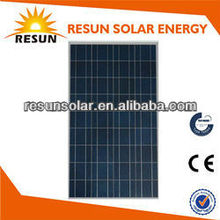 Hot sale Solar Panel Module 130W Poly with CE/TUV/IEC certificate