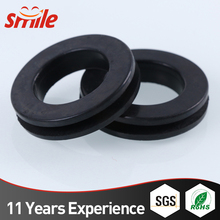Low Price Of Black SBR Connector Rubber Grommet Wholesale