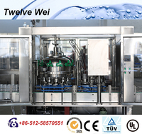 Perfect Automatic Carbonated Soft Drink Machine /Cola,Sprit Carbonated Beverage Production Plant