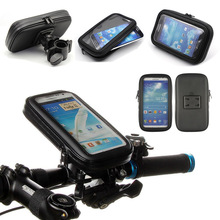 Etrue Universal Bike Motorcycle Bike Phone Holder Waterproof Pouch Bag