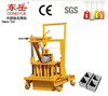 Machinery for small industries QT40-3C cheap block machine