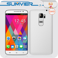 5.0 inch no brand stylish cell phone 4g lte quad core android telephone