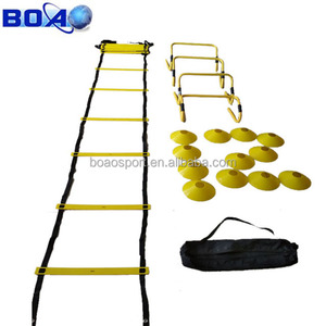 Agility Ladder And Cones Set For Fitness,Football,Basketball Training Equipment