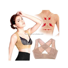 High Quality Wholesale Sexy Lday Fashion Cross Strap Breast UP Body Shaping Bra Underwear