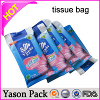 Yason packaging paper flour bags custom printing paper bags for snack packaging manufactures paper bags