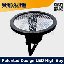 Pop innovation design 100W LED high bay light with ultra 110-130lm/w
