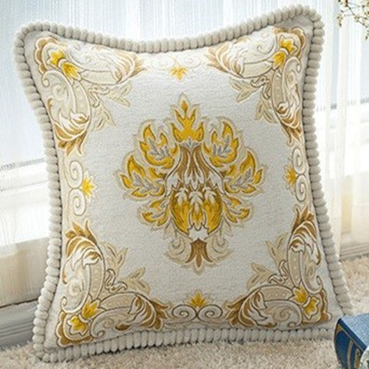 SZPLH Newest Hot Sale Promotional Luxury Polyester Cushion With 40x40cm 50x50cm