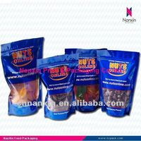 dried fruit laminated plastic packaging bag
