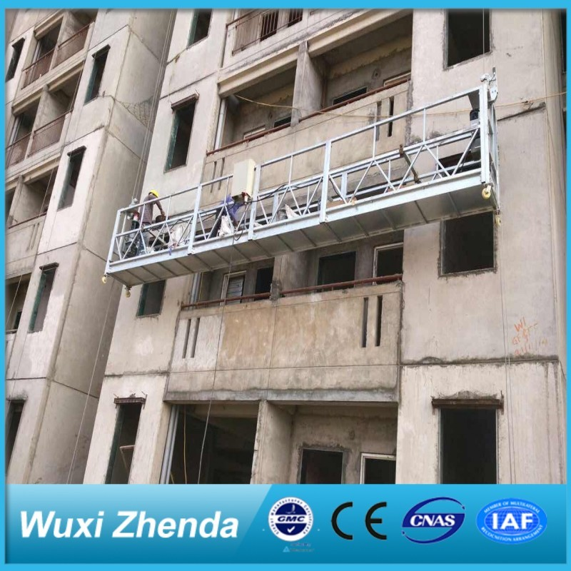 Manufacturer Facade Construction Mechanical And Electrical Equipment For Buildings with Hanging Platform