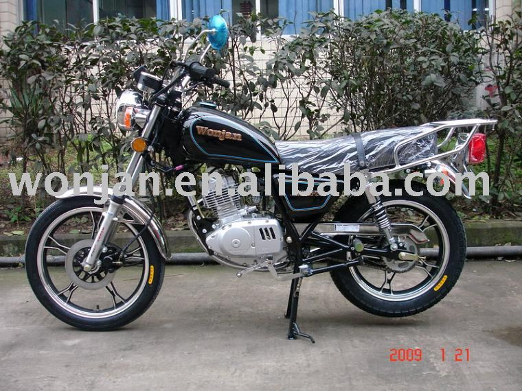GN125 motorcycle WJ125-2A(with WJ-SUZUKI GS engine)