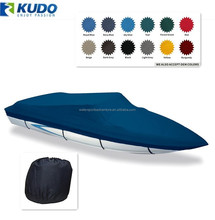Full range Boat Cover Heavy Duty Polyester Universal Boat Cover