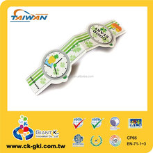 Promotional customized shape printed magnetic paper clip bookmark